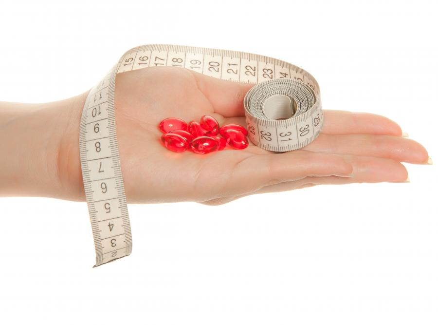 Suplementy diety w odchudzaniu nie zastąpią leków odchudzających, racjonalnej diety i aktywności fizycznej