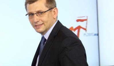 Kwiatkowski: Po wyborach będzie koalicja PO - PSL