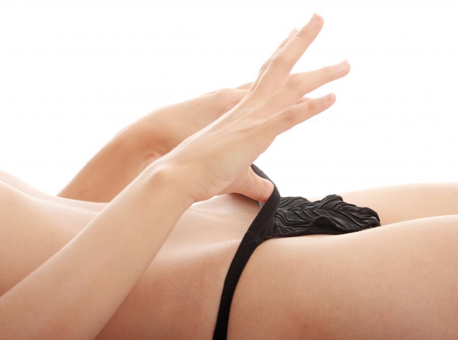 Wrażliwe na dotyk są zwykle te miejsca, w których skóra jest cienka