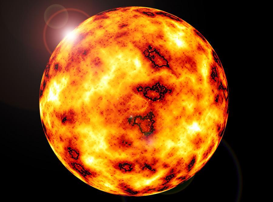 Jedna planeta \