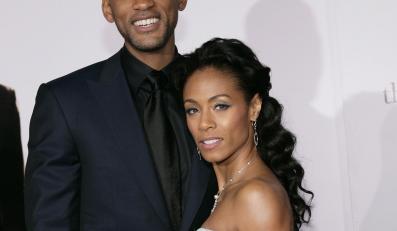 Will Smith z żoną