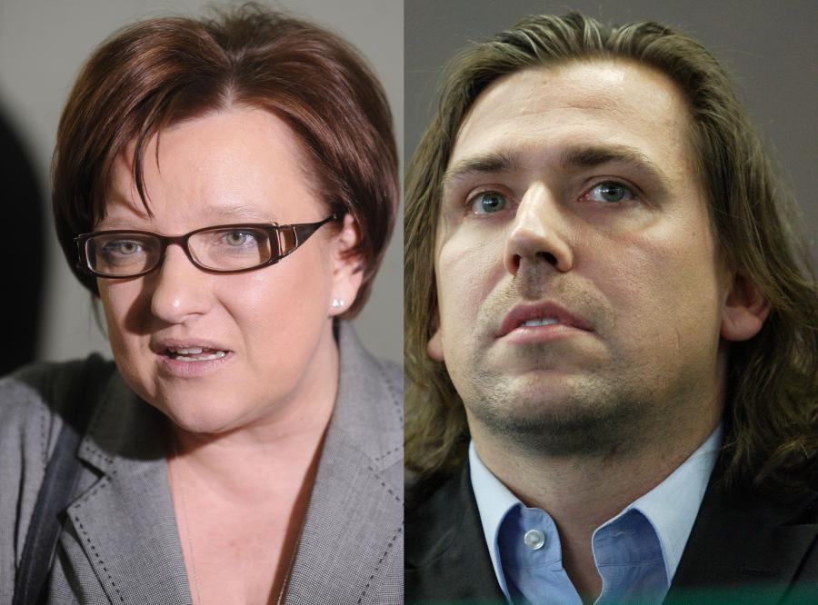 Beata Kempa i agent Tomek ręczą za Piotra S. \