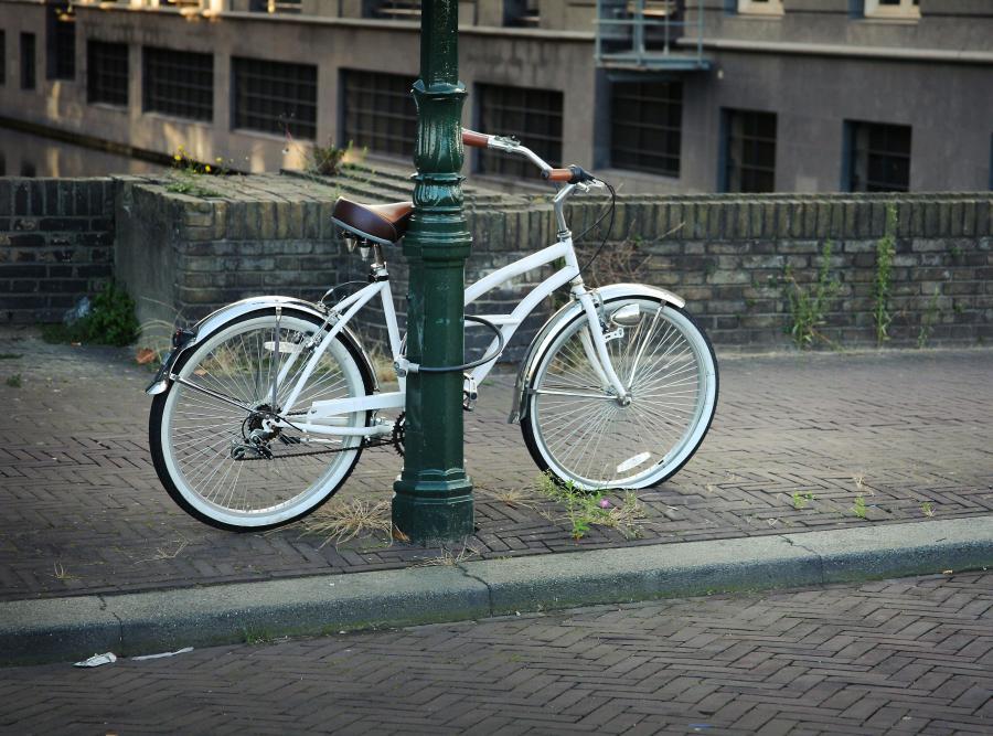 Stojący rower