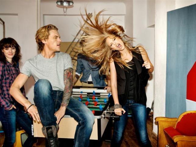 Free Choice. Free Life! - kampania Big Star promująca kolekcję jesień/zima 2011/2012.