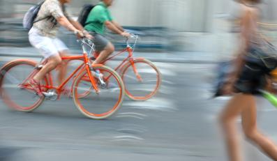 Szybka codzienna jazda na rowerze wydłuża życie