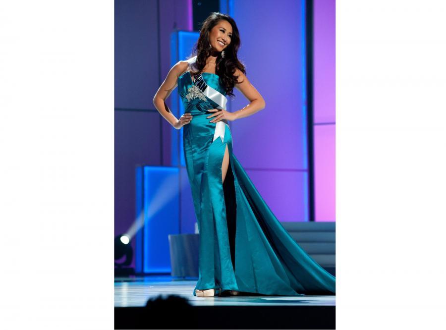 Miss Japonii 2011, Maria Kamiyama