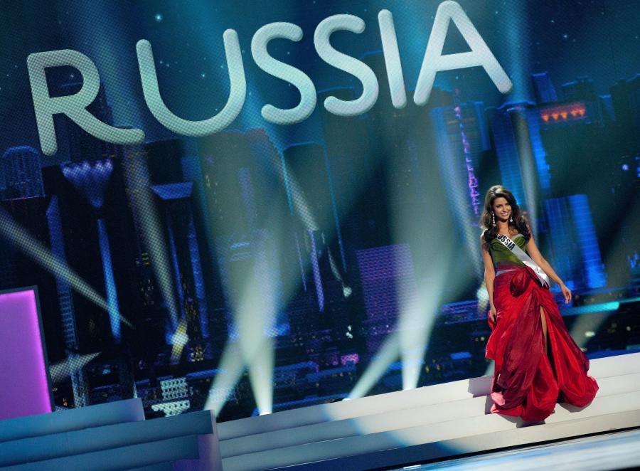 Miss Rosji 2011, Natalia Gantimurova