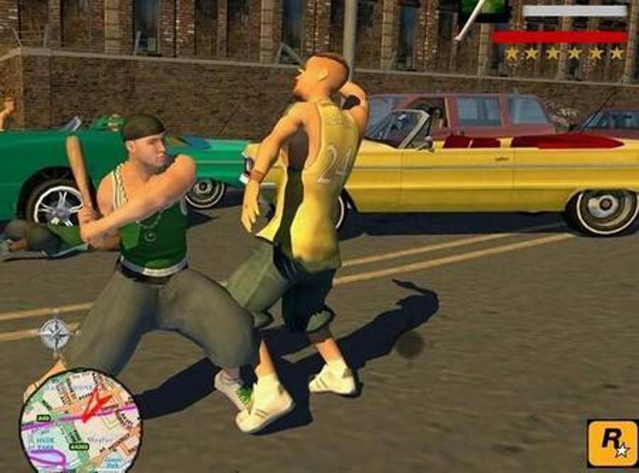 Gra o bandytach bije rekordy sprzedaży