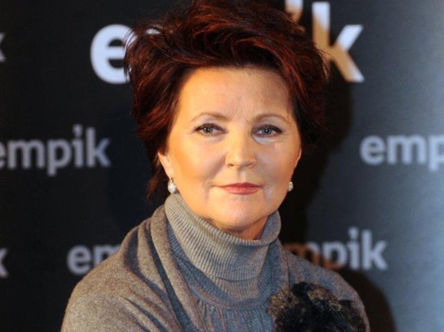 Jolanta Kwaśniewska wciąż zachwyca urodą.