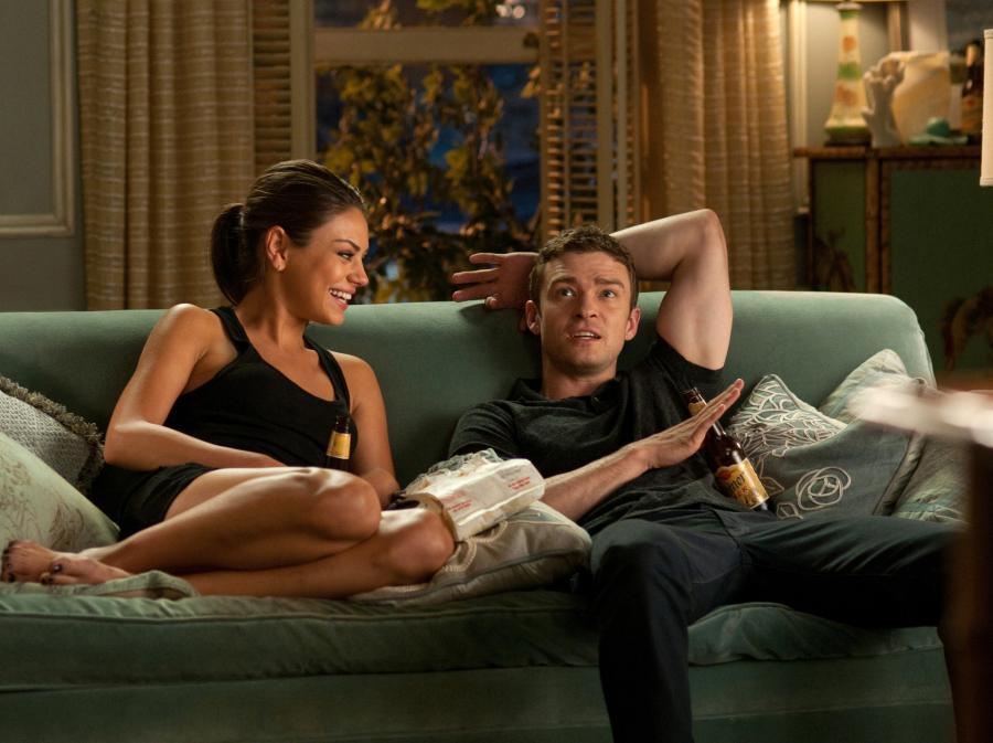 Mila Kunis i Justin Timberlake