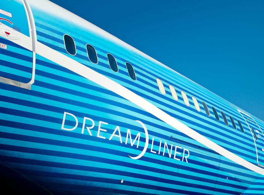 Pierwszy Dreamliner wreszcie wyląduje