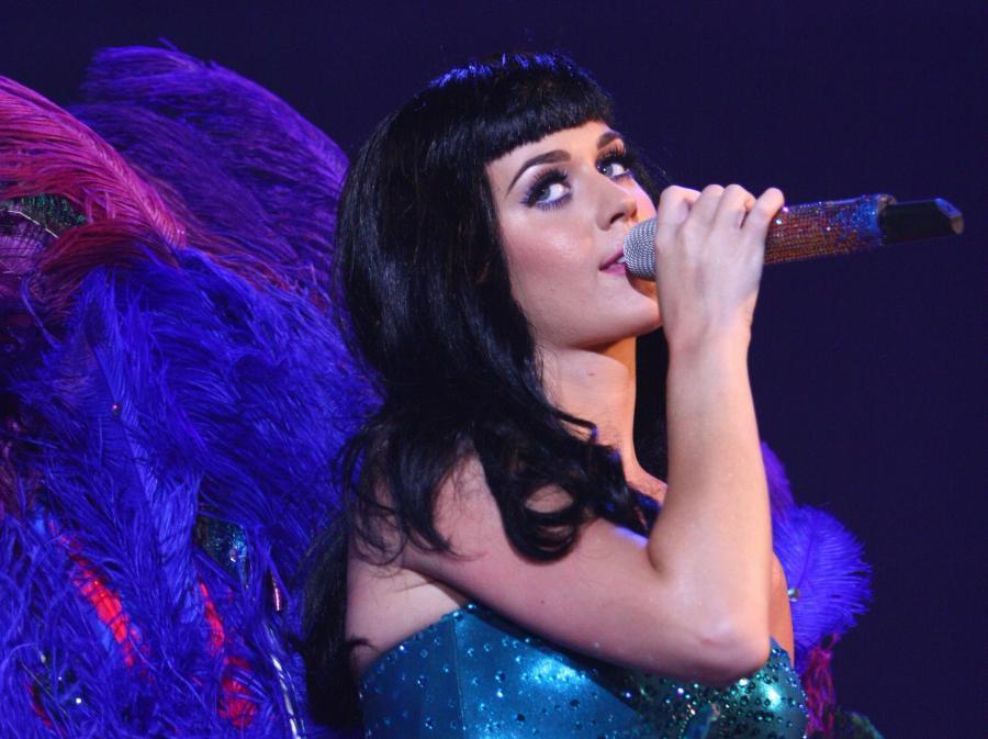 Katy Perry ma zamiar zniknąć na jakiś czas ze sceny.