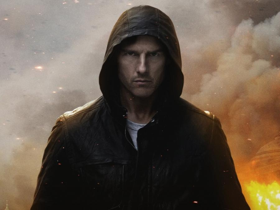 """Tom Cruise w """"Mission: Impossible - Ghost Protocol"""""""