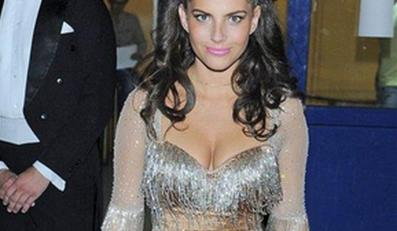 Weronika Rosati chce być modelką
