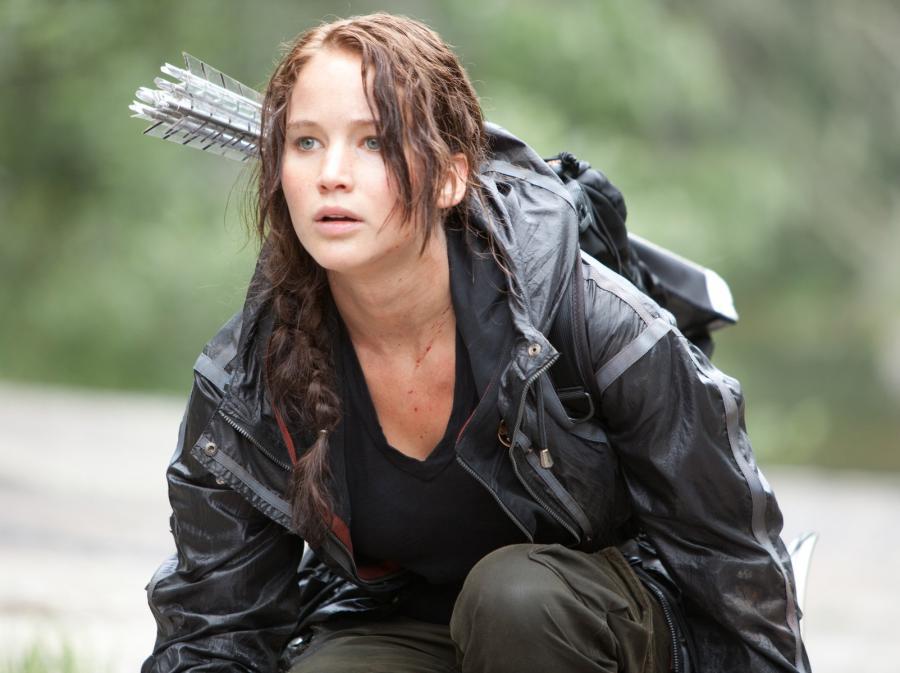 Jennifer Lawrence bierze udział w \