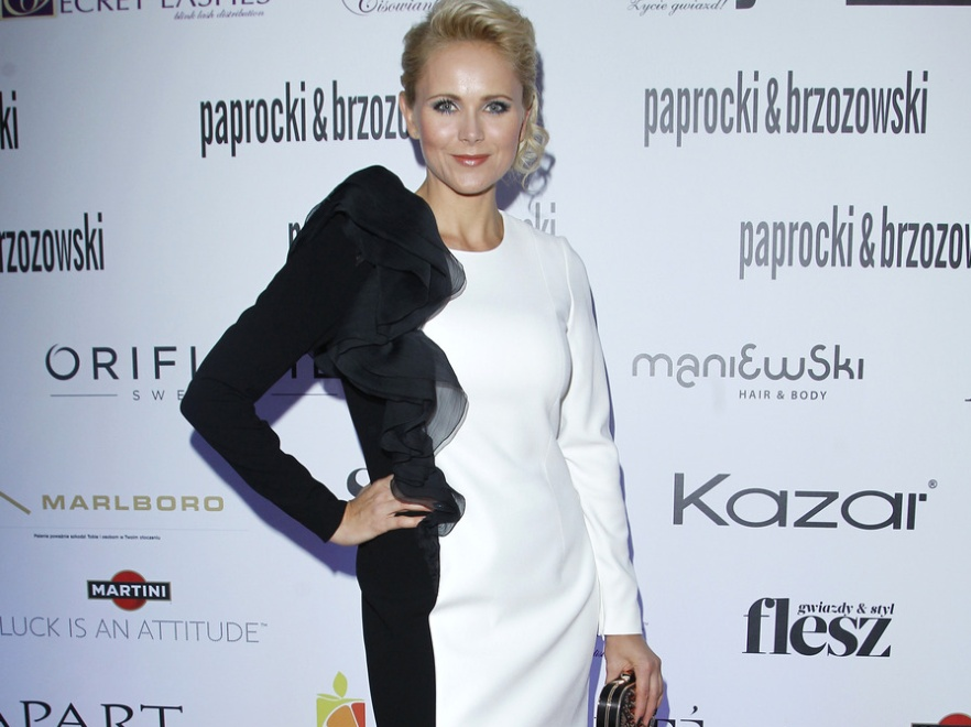 Anna Samusionek woli siebie w wersji blond.