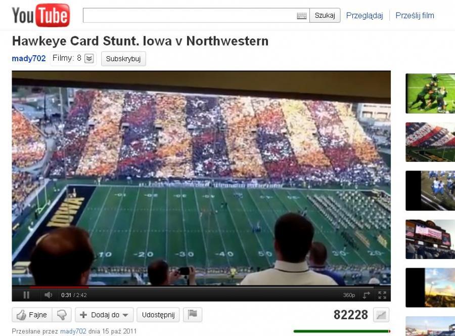 Niesamowita akcja kibiców na stadionie. Zobacz wideo!