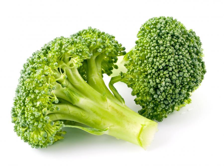 Brokuły chronią przed nowotworem
