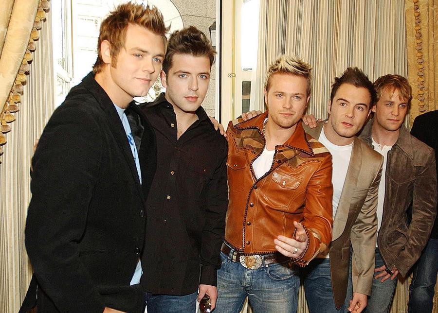 Muzycy Westlife chcą dalej żyć ze śpiewania