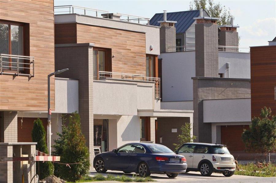 Nowy dom Piotra Rubika