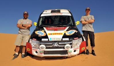 Dwa tygodnie przed Dakarem wszyscy gotowi!