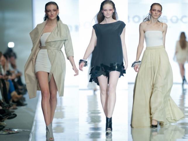 BOHOBOCO - pokaz kolekcji wiosna/lato 2012 na Fashion Week Poland Łódź.