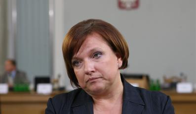 Posłanka Beata Kempa
