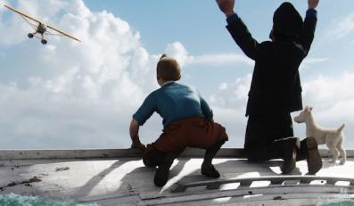 """""""Przygody Tintina"""" oscarowym faworytem"""