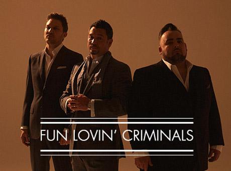 Zespół Fun Lovin\' Criminals powraca