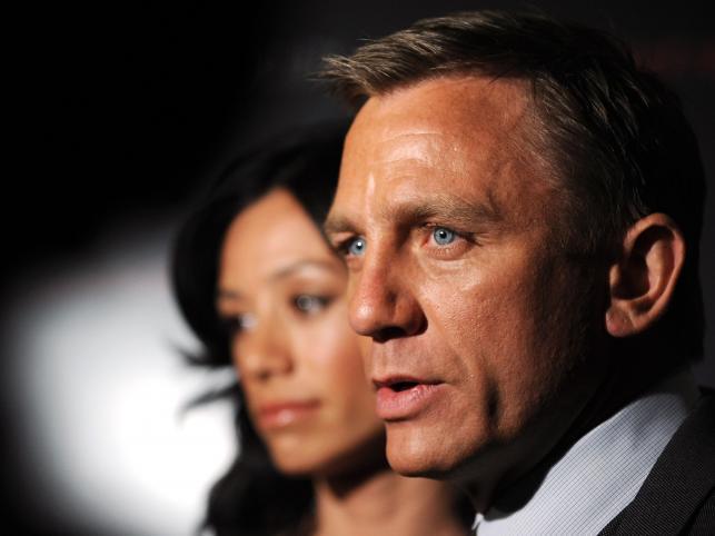 """Boski Daniel Craig poznał swoją żonę na planie """"Domu snów"""". A jest nią..."""