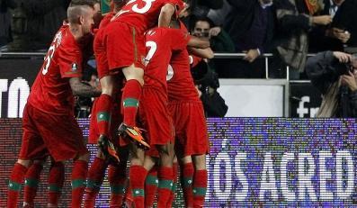 Portugalia zagra na Euro 2012