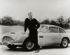 Aston Martin DB5 i Sean Connery