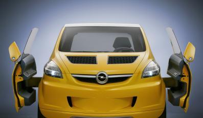 Opel uderzy nowym małym autem