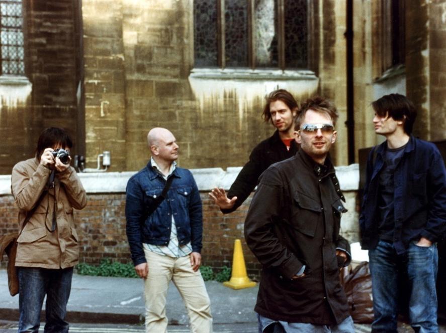 Radiohead rozdaje przed świętami