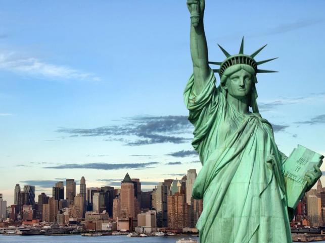 Miejsce 19 - Stany Zjednoczone
