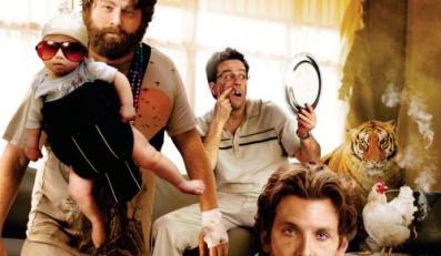 """""""Kac Vegas"""" - jeden z najlepszych filmów 2009 roku według Amerykańskiego Instytutu Filmowego"""