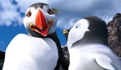 Sympatyczne pingwiny wpadają w nie lada kłopoty