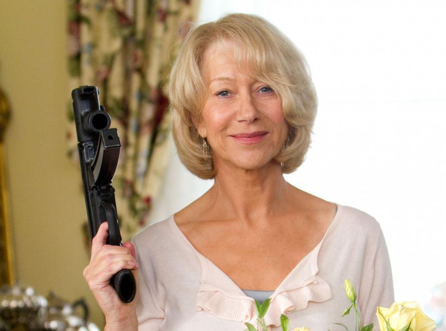 Helen Mirren w pierwszej odsłonie \
