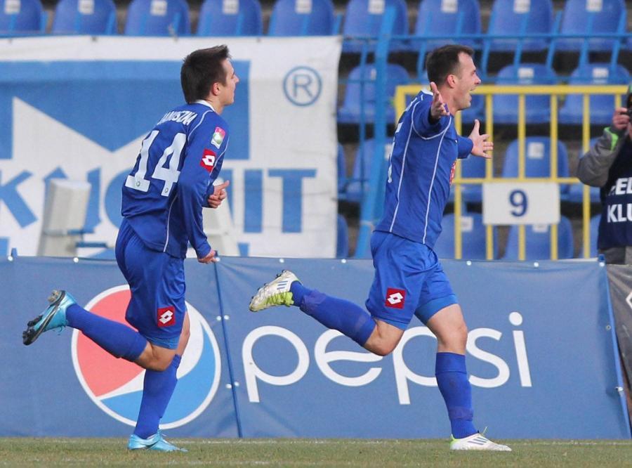 Marek Zieńczuk (z prawej)