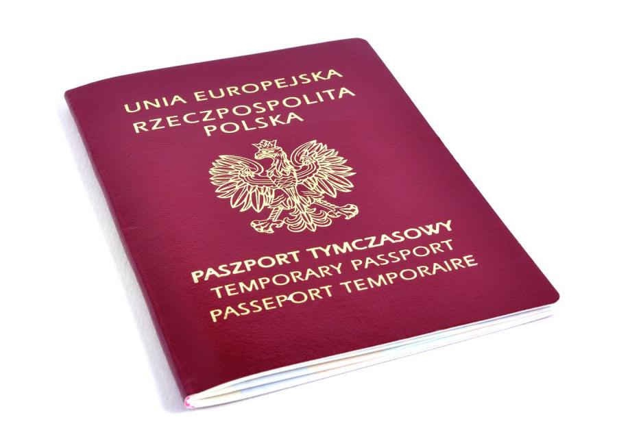 Paszport (zdjęcie ilustracyjne)