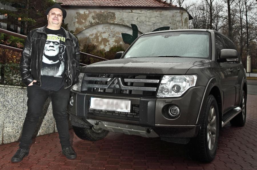 Krzysztof Skiba z zespołu \