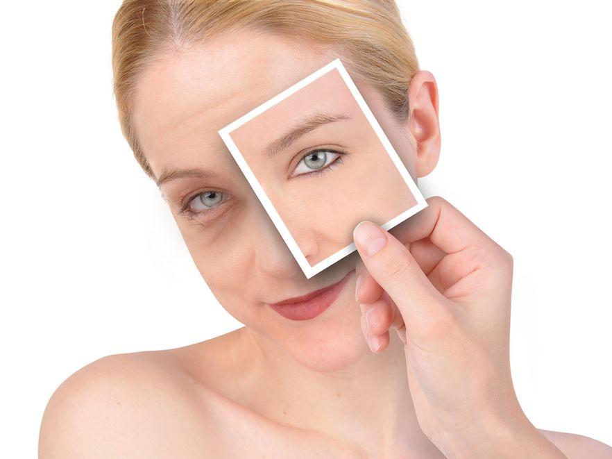 Pielęgnacja skóry pod oczami