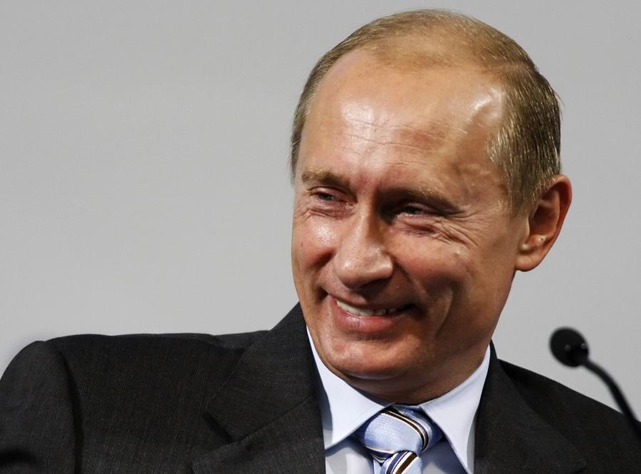 Dywan po Putinie do kupienia. Okazja!