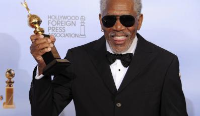 Morgan Freeman po cichu kocha Clinta Eastwooda