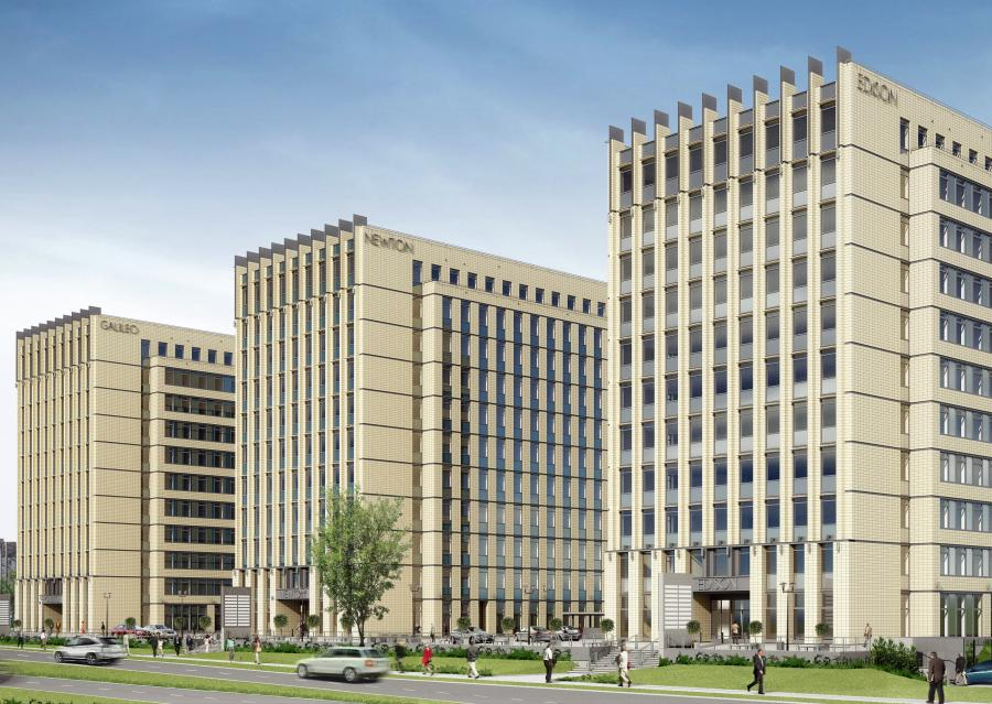 Przyszłość rynku nieruchomości to biurowce?