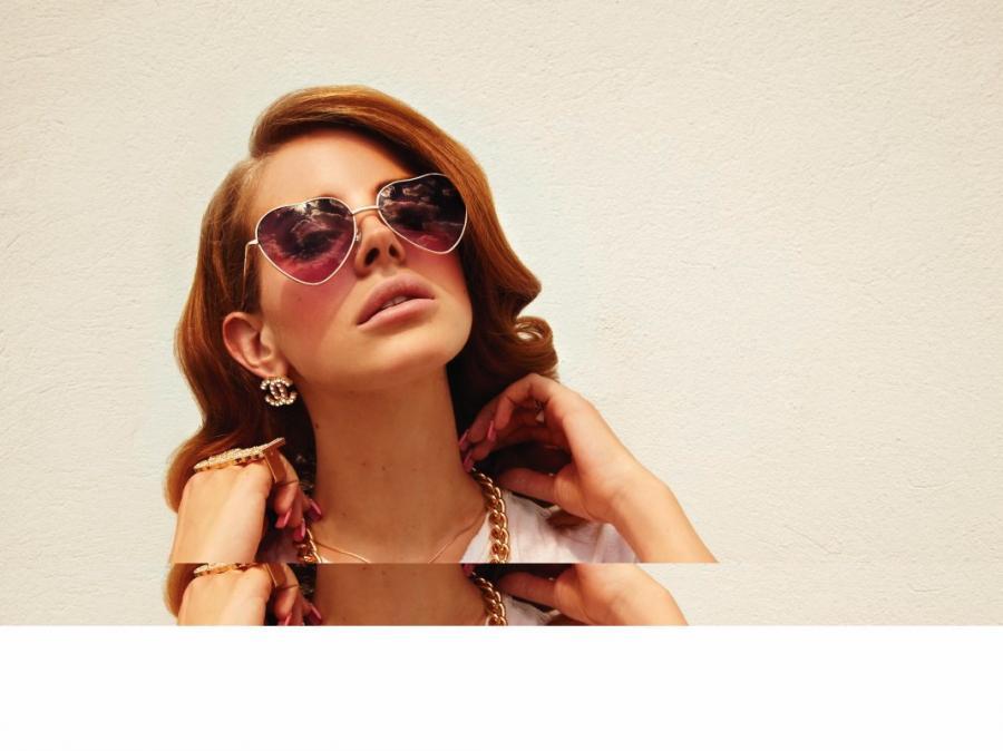 "Lana Del Rey w nowym klipie ""Burning Desire"""