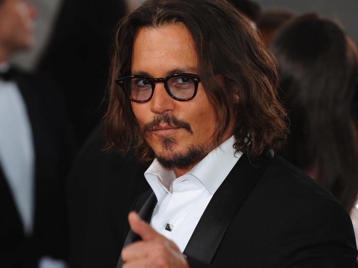 Johnny Depp w nowej wersji \