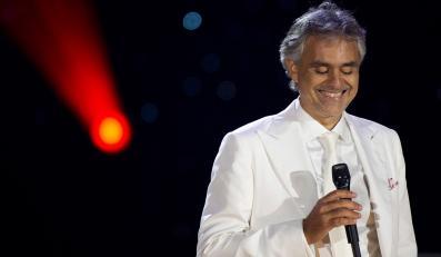 Andrea Bocelli zaśpiewa 29 kwietnia w hali Atlas Arena
