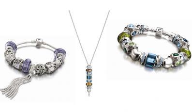 Biżuteria modułowa z oferty marki Chamilla