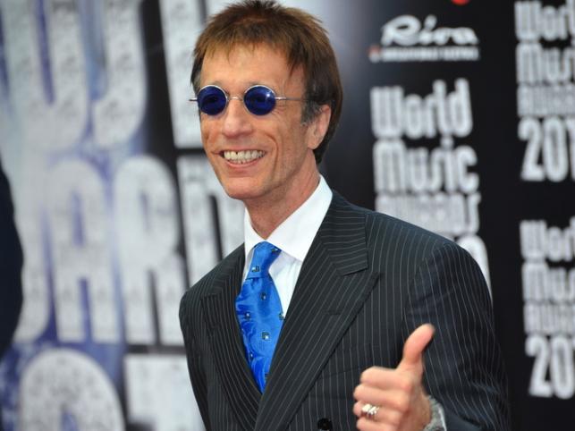 Robin Gibb odszedł 20 maja 2012 roku